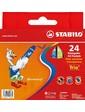 Stabilo Trio 24 цвета 2624 (400111)