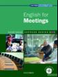OXFORD UNIVERSITY PRESS Кеннет Томсон. Oxford English for Meetings. Student's Book (+ CD-ROM)
