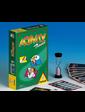 Piatnik Activity Travel Игра для 4-16 игроков + 55 карт специальный кубик песочные часы (776809)