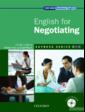 OXFORD UNIVERSITY PRESS Берджит Уэлч,Чарльз Лафонд,Шейла Вайн. Oxford English for Negotiating. Student's Book (+ CD-ROM)
