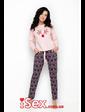 Пижама с оленем Taro Nadia