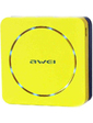 Awei Power Bank P88k 6000mAh Black/Yellow (Гарантия 12 мес.)