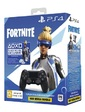 Sony Геймпад PS4 Dualshock 4 V2 Black+ваучер Fortnite (2019)