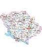 """Карта """"Полтавская область"""""""