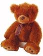 Aurora Медведь коричневый 37 см