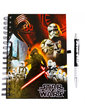 Imagine 8 Блокнот А5 на пружине с ручкой, Star Wars, Imagine8