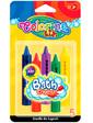 Colorino Мелки для рисования в ванне, блистер, 5 цветов,