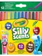 Crayola Выкручивающиеся ароматизированные восковые мелки (12 шт), Silly Scents,