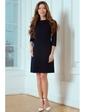 Vilenna Удобное и стильное трикотажное платье. Артикул: 3464
