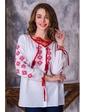 Vilenna Блуза-вышиванка с застежкой на пуговицах. Артикул: 3423