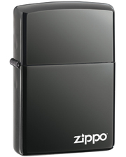 Zippo Зажигалка  150ZL Black Ice with  Logo фото 3458725889