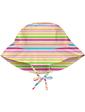 747161-2303-52 Солнцезащитная панамка I Play -Light Pink Multistripe-9/18мес