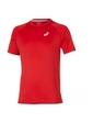 Asics Club short sleeve tee red