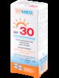 Sun Energy MED. Гипоаллергенная солнцезащитная эмульсия для загара SPF 30 водостойкая 150 мл