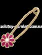 Золота лелека Золотая булавка Ромашка 09108