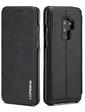 L.C.Imeeke Чехол-флип от для Samsung Galaxy S9 черный (86047761462312-black-s9)