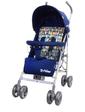 Babycare Коляска прогулочная Rider в льне, синяя, (BT-SB-0002 Blue)