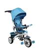 Best Trike Трехколесный велосипед DT 128, голубой, (47772)