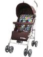 Babycare Коляска прогулочная Rider в льне, коричневая, (BT-SB-0002 Brown)