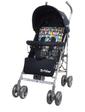 Babycare Коляска прогулочная Rider в льне, темно-серая, (BT-SB-0002 Grey)