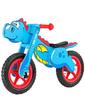 MILLY MALLY Беговел DINO, голубой, (5901761122909)