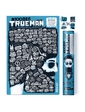 Скретч-постер #100 ДЕЛ True Man Edition