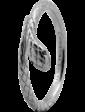Christina Charms Кольцо CC 800-2.4.A/61 Diamond Snake silver