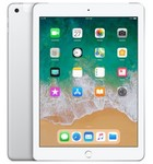 Apple iPad 2018 32GB Wi-Fi + Cellular Silver (MR6P2)